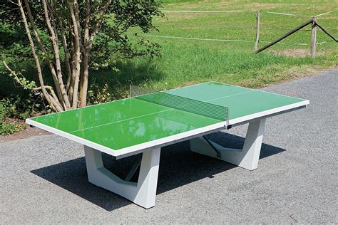 Outdoor Table Tennis Table by Table Tennis Table Outdoor Eibe Playground Equipment