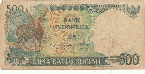 Senter Uang kerja singan uang lama