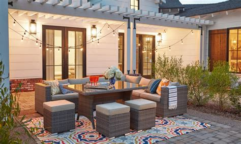 designer outdoor rugs how to keep outdoor area rugs looking new overstock