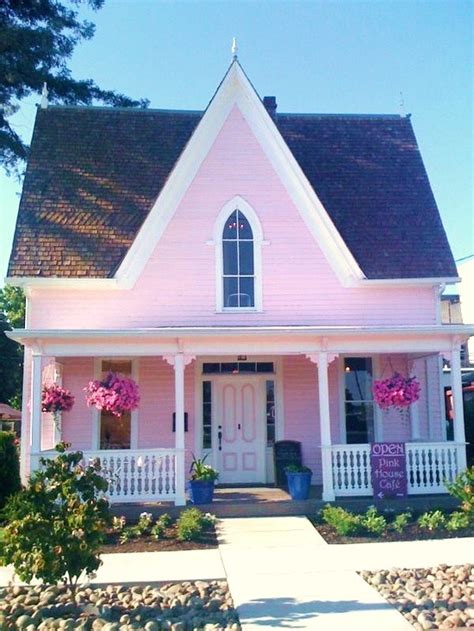 pink house little pink house pinkpinkpink pinterest