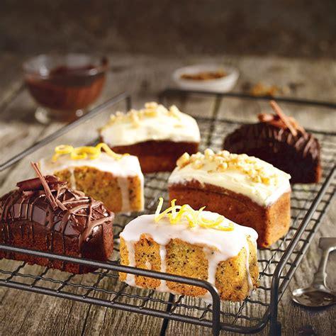 Mini Torten Rezepte by Mini Zitronenkuchen Leckere Kuchenrezepte Lakeland De