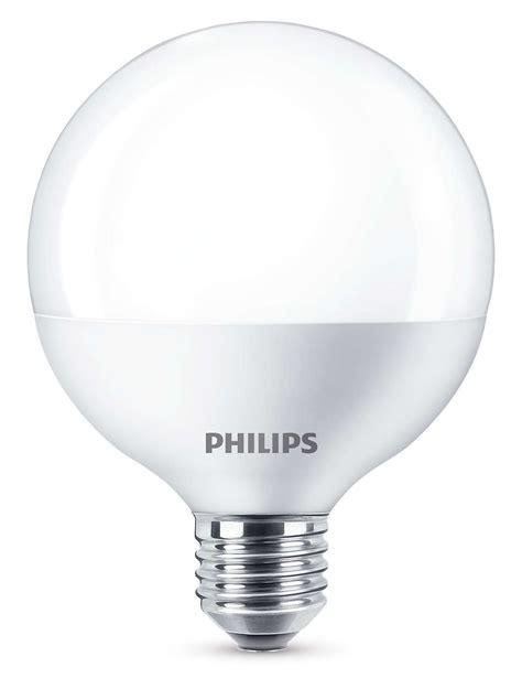 Lu Led Philips Warm White led globe 8718696580639 philips