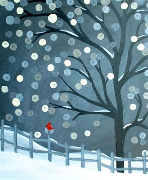 winter acrylic painting ideas best 25 winter painting ideas on wine and