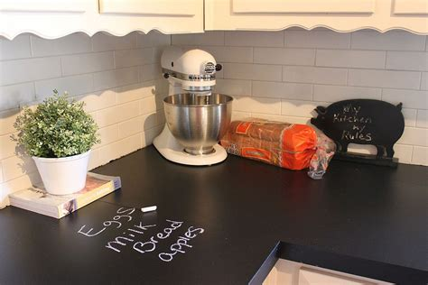 diy chalk paint countertops hometalk diy countertop ideas delight creative
