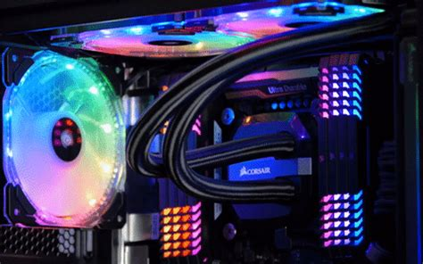 best rgb computer fans corsair memory rgb pc gif by corsair find on giphy