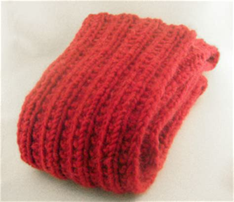 knitting pattern scarf size 8 needles free knit pattern red scarf project rib of doom scarf