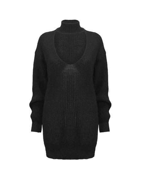 Cdg Thick Knit V Neck Cardigan Gargons 129 knitted choker neck chunky knit jumper top baggy sized sweater ebay