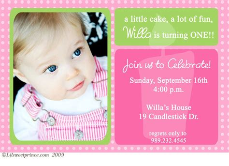 1st Birthday Invitation Card In 1st Birthday Invitations Planning Best Birthday Wishes