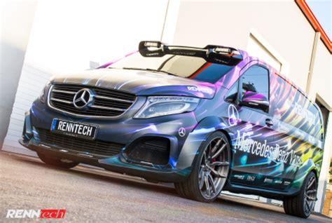 Auto Tieferlegen Sinnvoll by W447 Optisches Tuning Mercedes V Klasse Vito 447