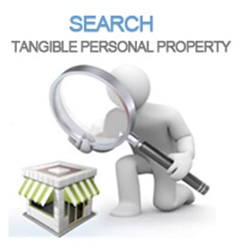 Personal Asset Search Tangible Personal Property Miami Dade County
