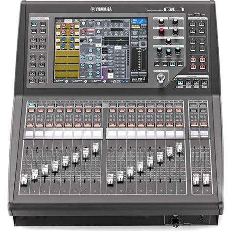 table de mixage yamaha 16 pistes yamaha table de mixage num 233 rique ql1 neuf jsfrance