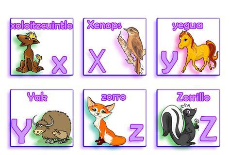 imagenes y palabras con la letra x el lenguaje de los ni 241 os loter 237 a de letras y animales