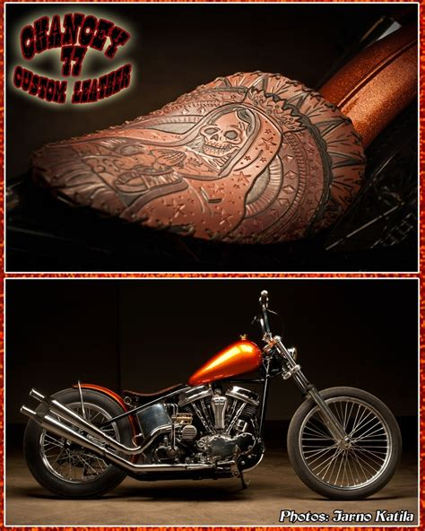 custom motorcycle seats jugjunky