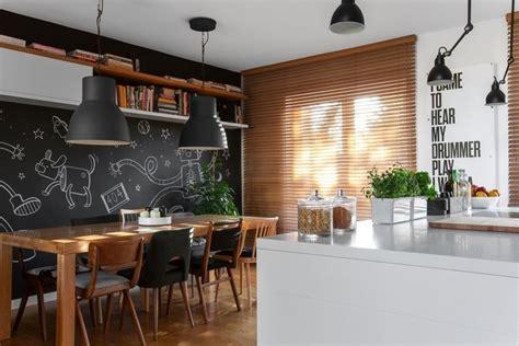 pittura in cucina foto pittura effetto lavagna in cucina di valeria