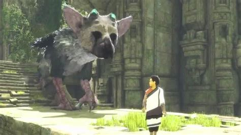 the last guardian an the last guardian trailer is heading to movie theaters attack of the fanboy