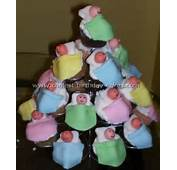 Holyfield Blog Baby Shower Cupcakes