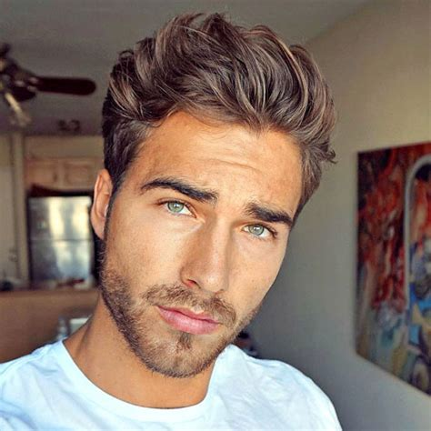 Brushed Up Hairstyle