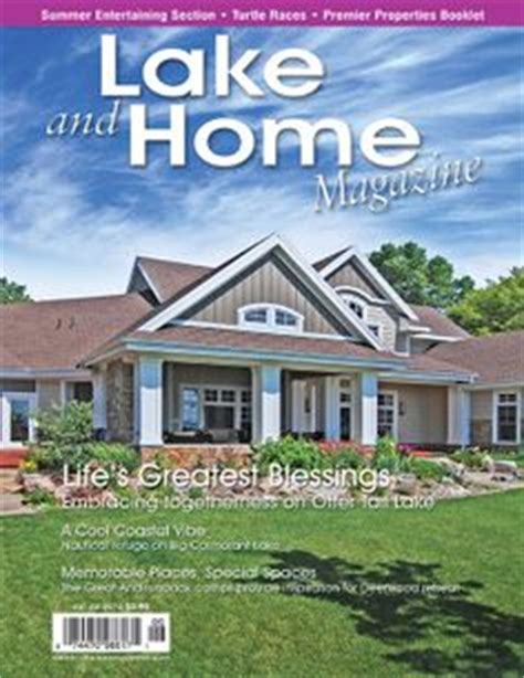 house and home magazine 1000 images about lake and home covers on pinterest