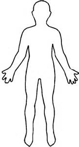 Outline Of The Human Parts by Test Wholebody Page
