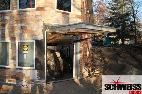 hydraulic doors  car rv  bike garages