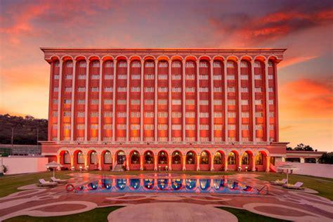 luxury  comfort accommodation places  stay  ramoji film city