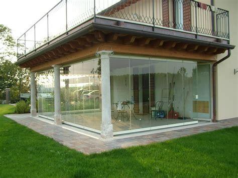 tende per verande a vetri tende per chiusura balconi gazebo verande chiusure