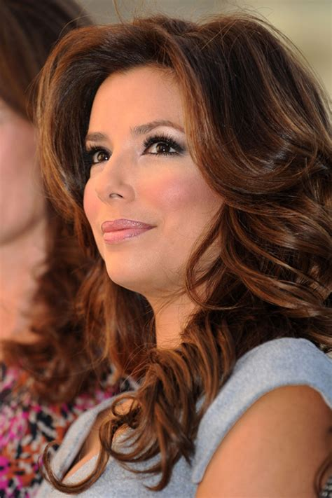 eva longoria hair color eva longoria hair color in loreal commercial