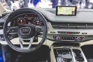 Audi Q7 Rear Legroom 2016 Audi Q7 3 0 Td箘 Ultra Art箟k Aram箟zda 20 Ekim 2017