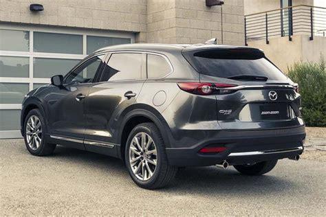 mazda cx 9 weight 2018 mazda cx 9 new car review autotrader