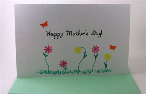 diy mothers day cards image gallery handmade mother s day cards