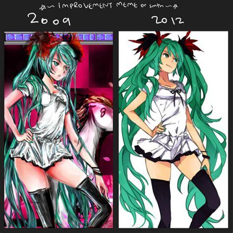 Draw This Again Meme Fail - hatsune miku still alive memes