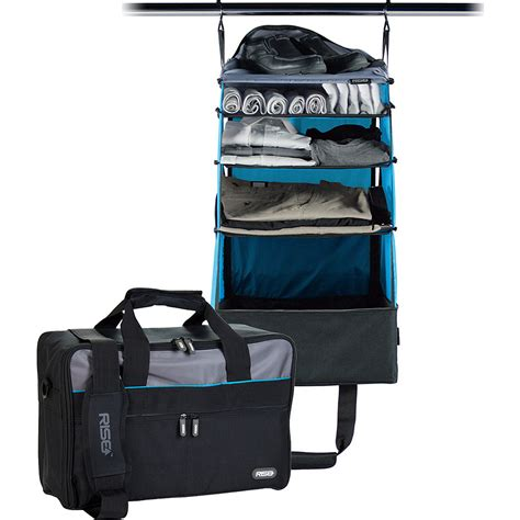 Bag Stuff Travallo Travel Bag rise gear jumper travel bag with collapsible shelves ebags