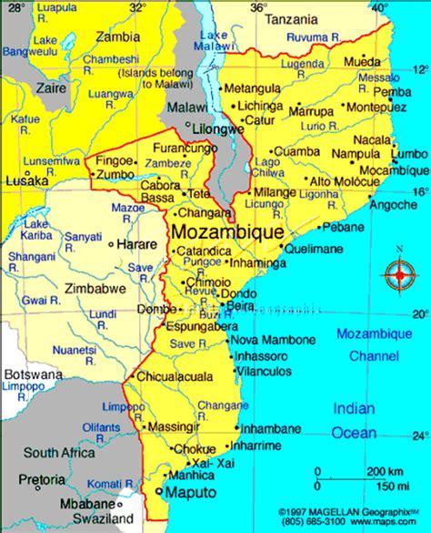de mocambique mozambique oil septiembre 2012