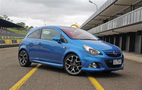 Opel Corsa Review by 2013 Opel Corsa Opc Review Caradvice