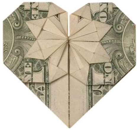 Paper Money Folding - folded paper folding money