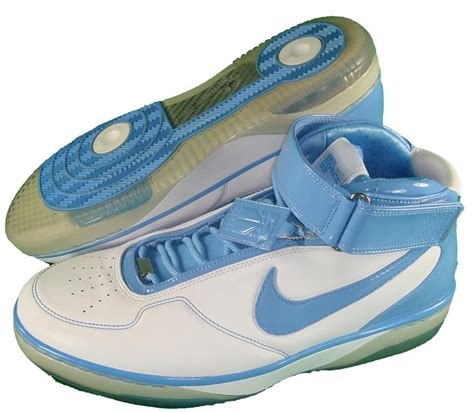 carolina basketball shoes nike air 25 basketball shoes carolina blue 17 new ebay
