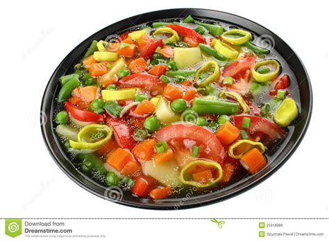 vegetables only diet diet vegetable soup stock photo image of tomato