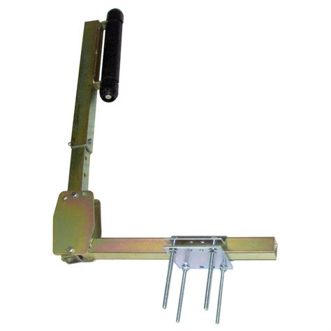 boat trailer guide system extreme max adjustable roller guide on system pair