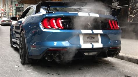 listen    ford mustang shelby gts  exhaust modes youtube