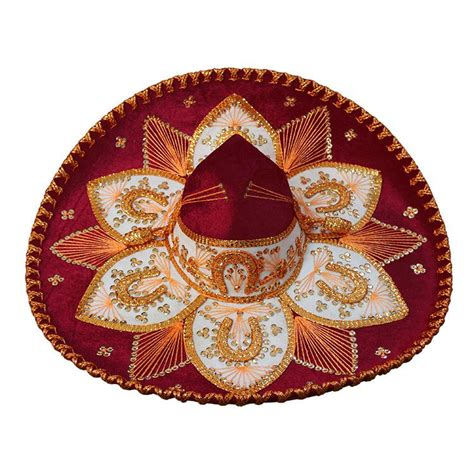 Rustic Kitchen Canisters mexican sombreros collection crimson amp gold charro