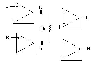 10k resistor polarity phono pre design