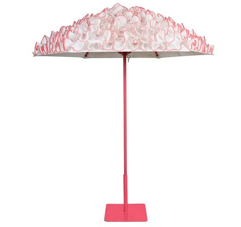 Pink Patio Umbrella In With This Pink Outdoor Umbrella For The Home Pinterest