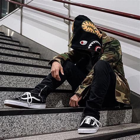 Jaket Cool Vans 209 me gusta 6 comentarios k ryoya k ryoya0816 en instagram quot bape shark hoodie