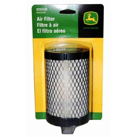 John Deere Home Decor John Deere Air Filter Gy21435 The Home Depot