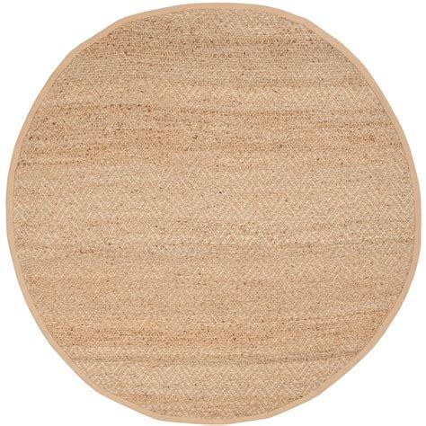 7 ft rug safavieh fiber 7 ft x 7 ft area rug nf731a 7r the home depot