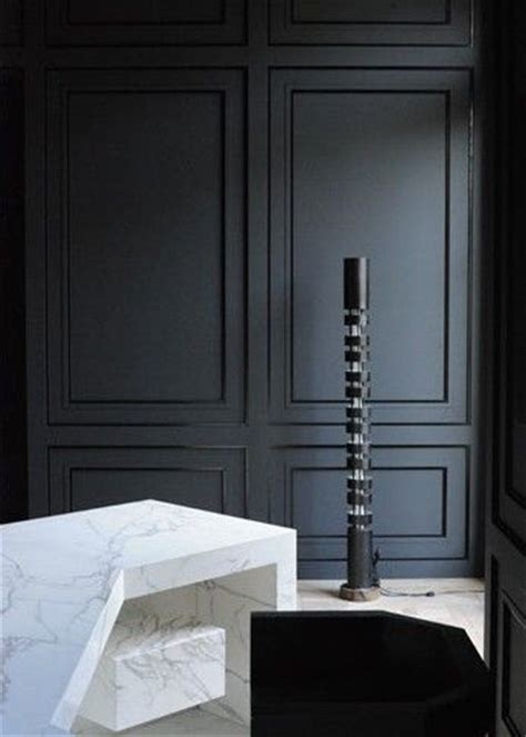black wood paneling 17 best ideas about panelling on wall