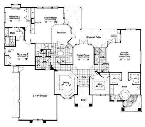 adobe house plans gilcrist european home plan 047d 0169 house plans and more
