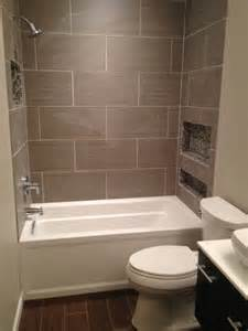 i love this large tile daltile fabrique gris tiles i 32 small modern and functional bathroom ideas make a