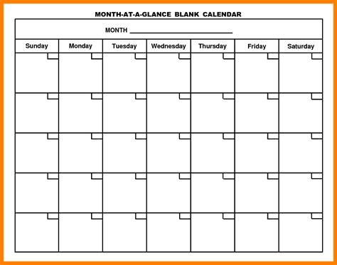 calendar template to type in 10 schedule template monthly park attendant