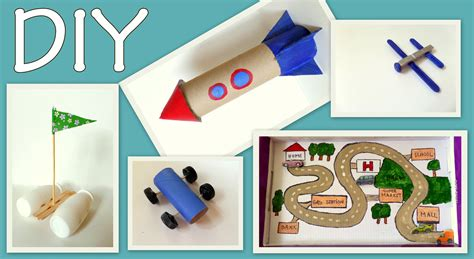crafts for boys 5 craft ideas for boys edition diy and easy